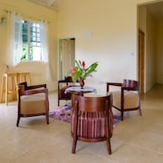 House With 2 Bedrooms in Roseau Vallée, With Wonderful sea View, Furnished Garden and Wifi - 13 km From the Beach