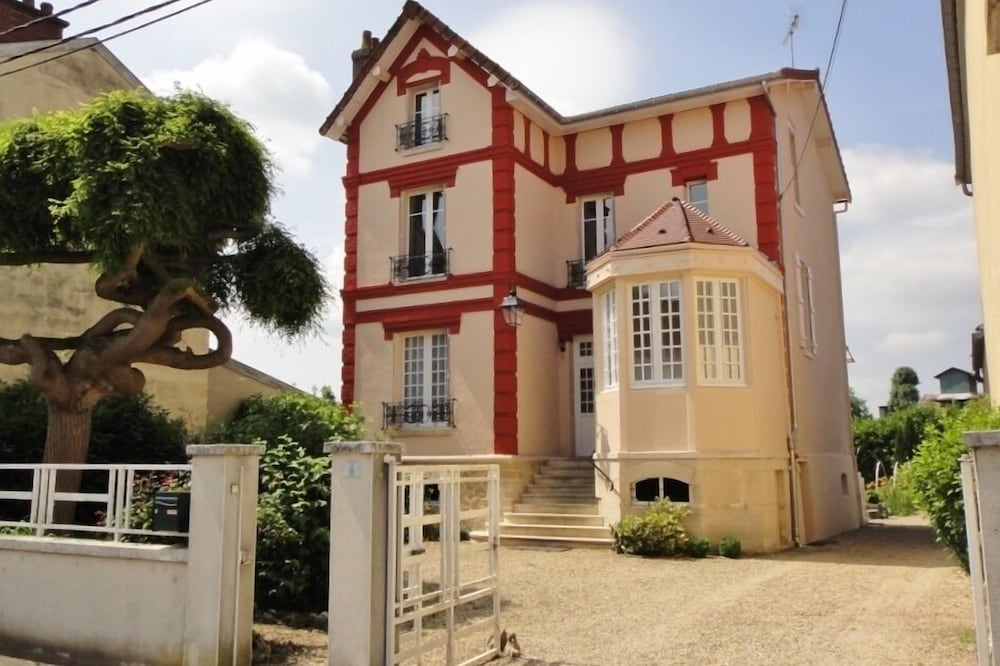 Exterior, Weekly Rental of a Charming and Characterful House From the Xixth Century