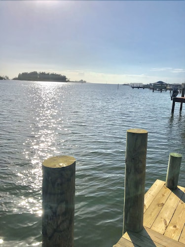 Private Dock on the Intracoastal Waterway! Big Views! Nature Abounds