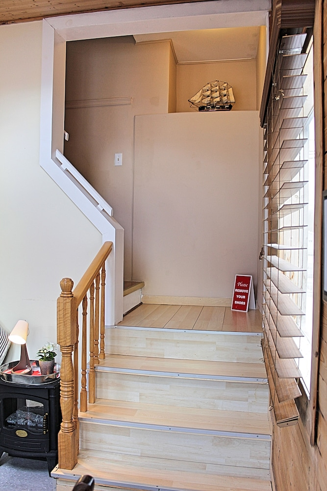 Staircase, Lakeside 2 Bedroom Guest Suite