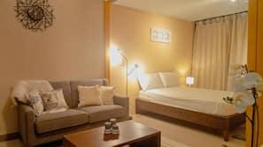 1 bedroom, laptop workspace, free WiFi, linens