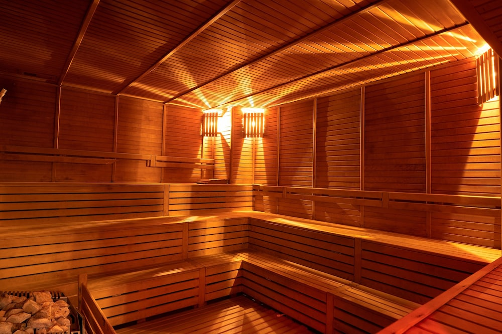 Sauna,  FUN&SUN Life Side - All inclusive