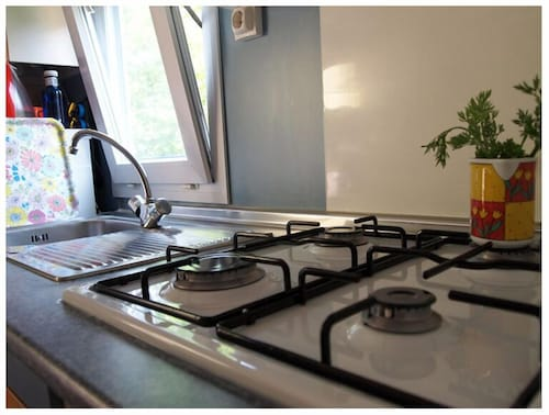 Private Kitchen, Camping Maceira