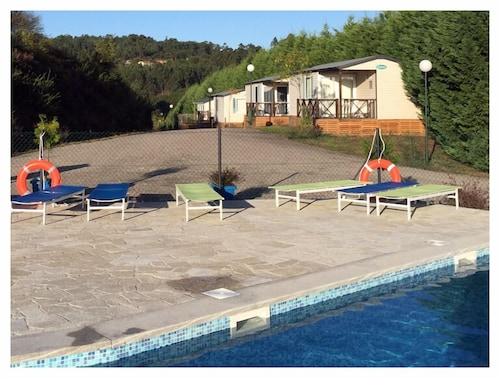 Outdoor Pool, Camping Maceira