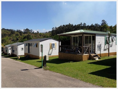Terrace/Patio, Camping Maceira