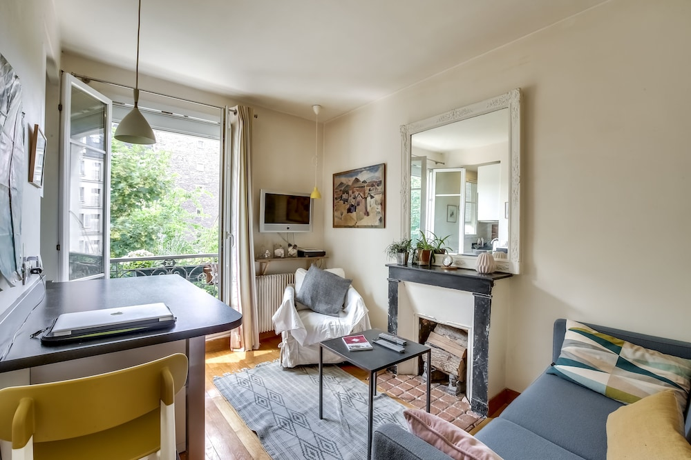 Cosy Apt For 2 Close To Eiffel Tower In Paris Hotel Rates