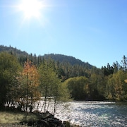 Rogue River Escape - 19 Acres on the Rogue River