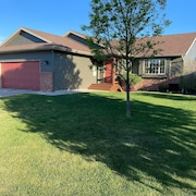 This 4 Bedroom 3 Bath House is Located in Rapid City, South Dakota