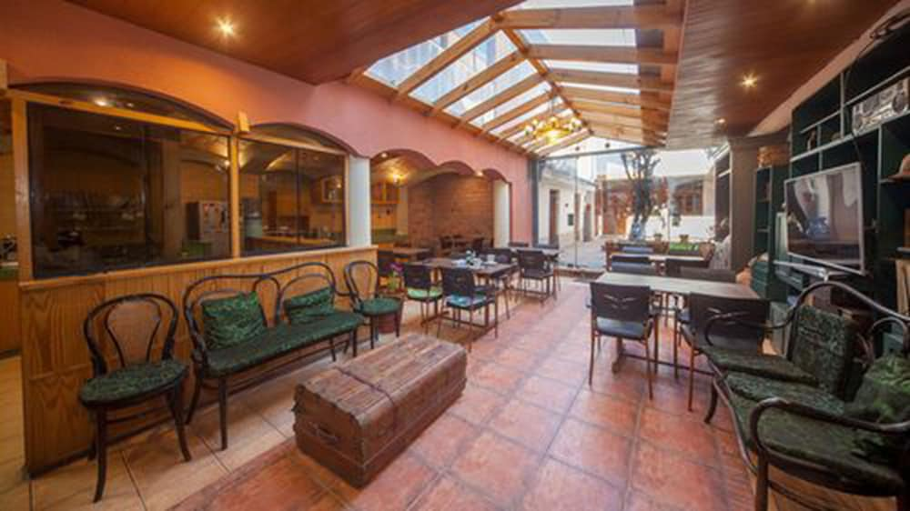Living Area, MOAF Cusco Boutique Hotel