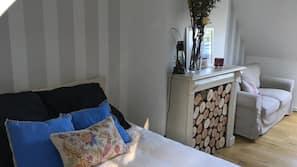 5 chambres, fer et planche à repasser, accès Internet, draps fournis