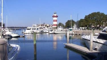 Harbour Town! This is a Great Location for Your HHI Stay!