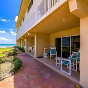 A104- Perfect 2/2 Condo! Fantastic Beachfront Location Just off Flagler Ave!