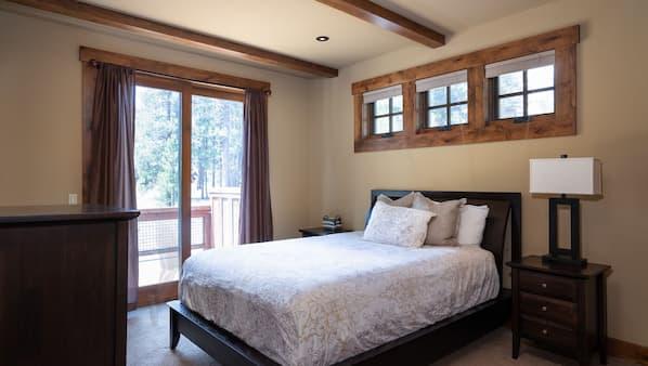 4 bedrooms, free WiFi
