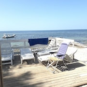 Apartment With one Bedroom in Carini, With Wonderful sea View, Furnished Balcony and Wifi