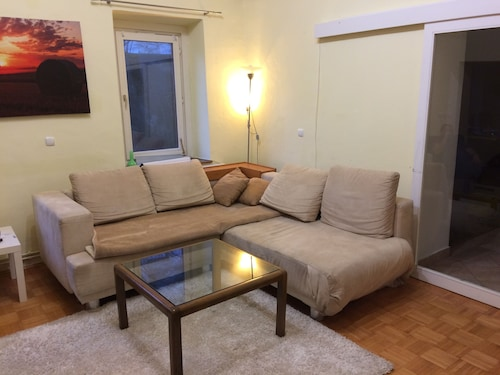 Radovljica Old Town Appartment- Double-bed and Couch bed