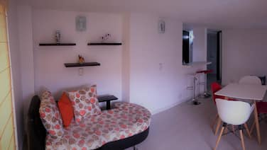 Cozy Apartment in North Bogota With Everything + TV + WIFI
