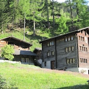 Chalet St. Michael 2, Holiday Apartment in the Binntal, Valais