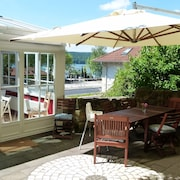 Stylish Apartment With Lake View in the Bodensee Villa