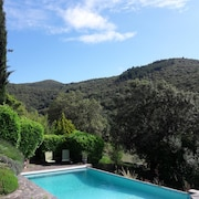 Ancient Magnanry OF THE Eighteen IN THE Cevennes With Heated Swimming Pool AND Jacuzzi