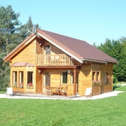 A Chalet to Relax in the Heart of the Pays des Lacs and the Jura Mountains