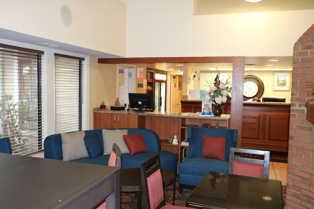 Reception, StayPlace Suites - Akron Copley Township - West