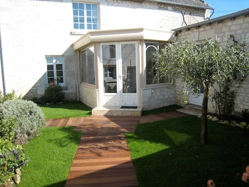 Cottage Touraine Between Chinon and Richelieu Fully Air-conditioned