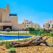 Beautiful Apartment in Corvera For 4 Costa Cálida With Wifi, Airco and Terrace