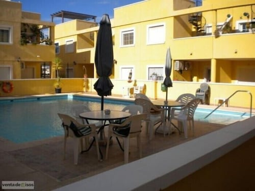 Apartment in Palomares with Communal Pool