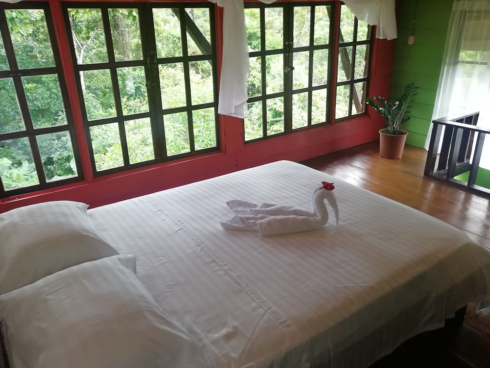 Room, House for families and friends Arenal Volcano-Amalfi Forest