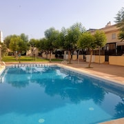 Terraced House With Pool in Valencia. Relaxation and Silence