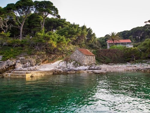 Villa Kolocep 2 - 20min With Boat From Dubrovnik, 20m far From Beach