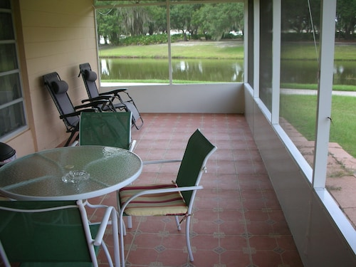 Central Florida Waterfront Community Safe & Tranquil, Boating Tennis Heated Pool