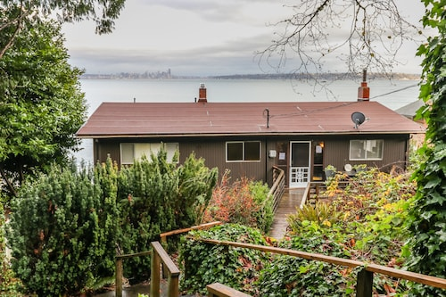 NEW Listing! Waterfront, Multi-family Home w/ Furnished Decks & Beach Access