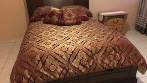 1 quarto, ferros/tábuas de passar roupa, Wi-Fi, roupa de cama