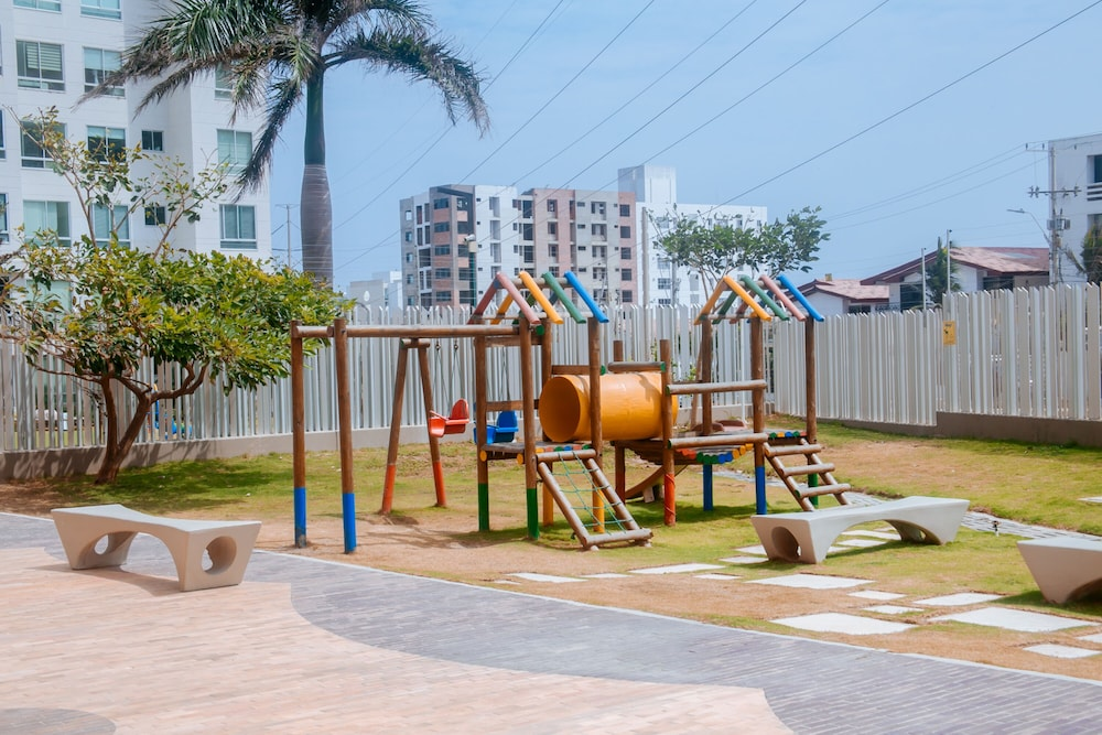 Children's Area, Cozy Apartment by Buena Vista Shopping Mall