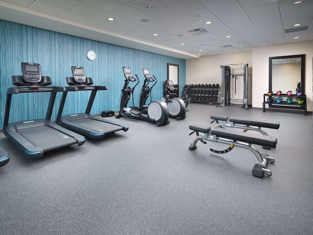 Fitness Facility, Home2 Suites by Hilton Chattanooga Hamilton Place
