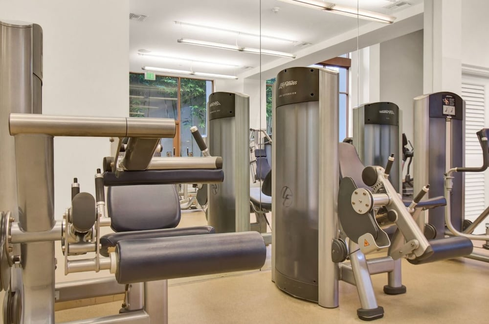 Gym, Luxury Stay by SB Suites