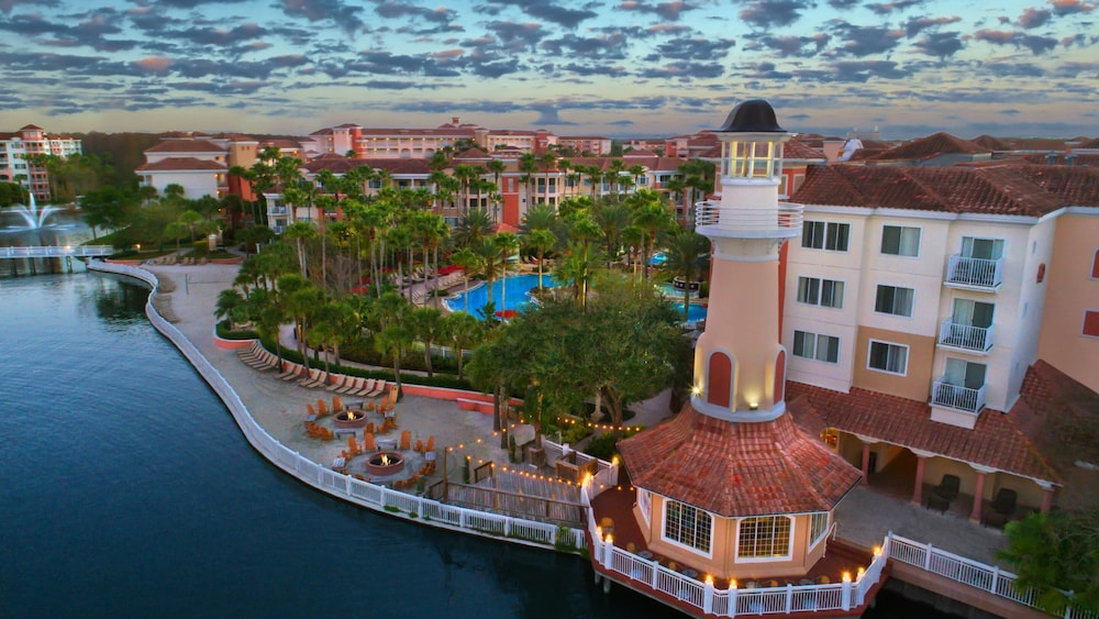 Pool, Marriott's Grande Vista--close to Disney World, Sea World
