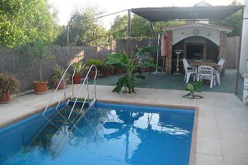 House With 2 Bedrooms in Tarragona, With Private Pool, Terrace and Wifi - 4 km From the Beach