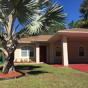 Silverware Palm Cottages is a Beautiful Duplex Located in Port Charlotte Florida