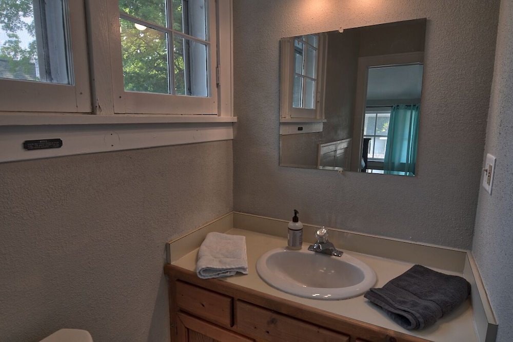 Bathroom, The Cottage Suite in a Bed and Breakfast Located in A+ Location