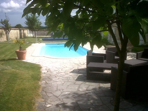 Cottage 2/4 Pers Pool Terrace Near Chablis