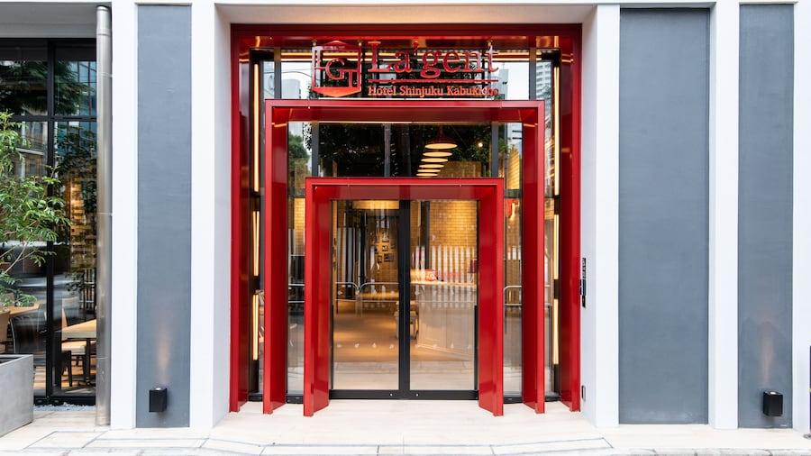 新宿歌舞伎町拉根特酒店