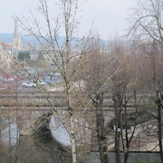 Furnished for Tourism or Business in the Heart of the City of Aurillac