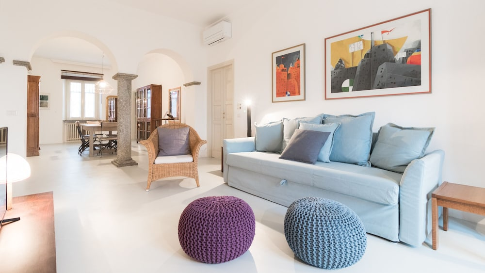 Living Room, Italianway - Baiamonti 2