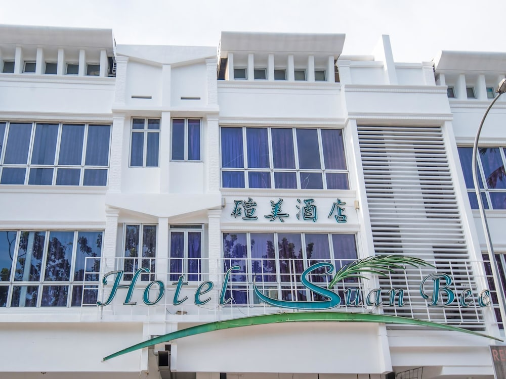 Front of Property, Hotel Suan Bee