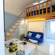 Studio in Minori, With Wifi - 800 m From the Beach
