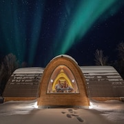 Gamme Cabins by Snowhotel Kirkenes