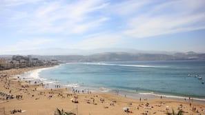 Nära stranden och 20 strandbarer