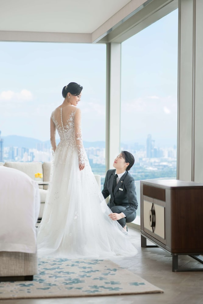 Indoor Wedding, Raffles Shenzhen